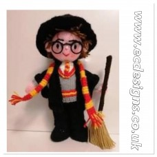 Harry Potter PDF Knitting Pattern