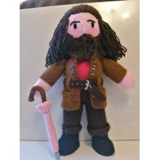 Rubeus Hagrid  (PDF emailed)