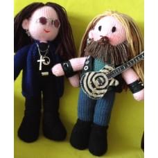 Ozzy Osbourne & Zakk Wylde (PDF or PRINTED)