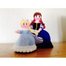 Anna & Elsa Topsy-Turvy