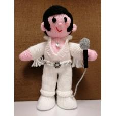 Elvis Presley Knitting Pattern