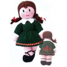 Irish Dancer Doll Knitting Pattern