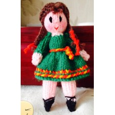 The Little People Toy Knitting Pattern