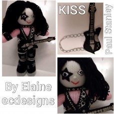 Paul Stanley KISS - (PDF emailed)