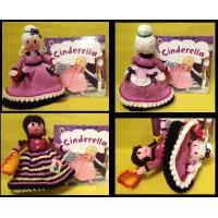Cinderella/Cinders Knitting Pattern (PDF or PRINTED)