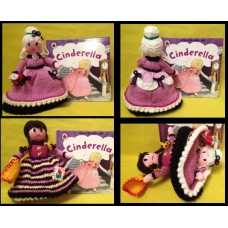 Cinderella/Cinders Knitting Pattern (PDF or PRINTED)