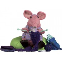 FREE Clanger Toy Knitting Pattern