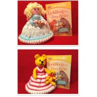 Goldilocks & The Three Bears (PDF or Printed)