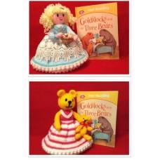 Goldilocks & The Three Bears (PDF or Printed)