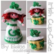 Irish Cupcake (PDF Emailed)