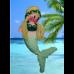Mermaid & Pirate Mini Knit Dolls Knitting Pattern