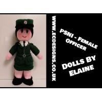 PSNI _ Female-Officer PDF Knitting Pattern