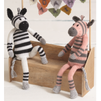 Zebra Knitting Pattern FREE